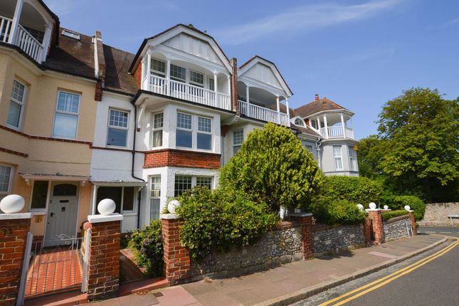 Thumbnail 5 bed property to rent in Vicarage Road, Old Town, Eastbourne