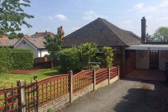 Thumbnail Bungalow to rent in Dingle Avenue, Upholland, Skelmersdale