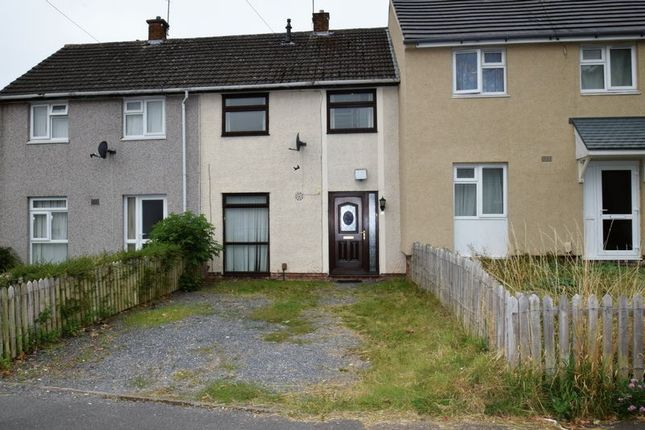 Thumbnail Terraced house to rent in Neville Close, Redditch