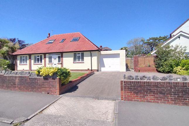 Thumbnail Detached bungalow for sale in Murton Lane, Newton, Mumbles, Swansea