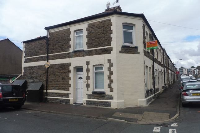 Thumbnail End terrace house for sale in May Street, Cathays, Cardiff