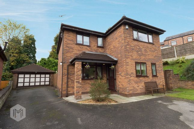 Thumbnail Detached house for sale in Danesbrook Close, Hindley, Wigan