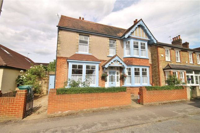 Thumbnail Detached house for sale in Clarendon Road, Ashford, Surrey