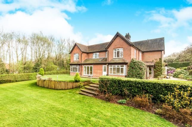 Thumbnail Detached house for sale in Burridge, Southampton, Hampshire