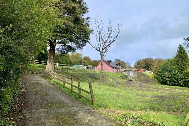 Driveway of Bastleford Road, Rosemarket, Milford Haven SA73