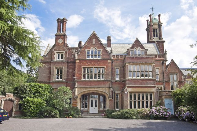Thumbnail Flat for sale in Mynthurst, Smalls Hill Road, Leigh, Reigate