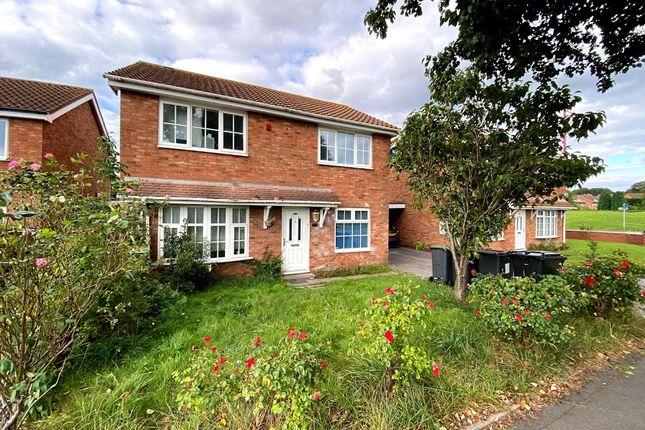 Thumbnail Detached house for sale in Witton Lodge Road, Erdington, Birmingham