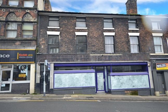 Thumbnail Flat for sale in Market Street, Longton, Stoke-On-Trent