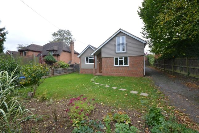 Thumbnail Detached house for sale in The Poplars Hookpit Farm Lane, Kings Worthy, Winchester