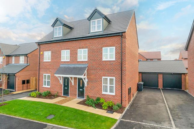 3 bed semi-detached house for sale in Albertine Gardens, Edwalton, Nottingham NG12