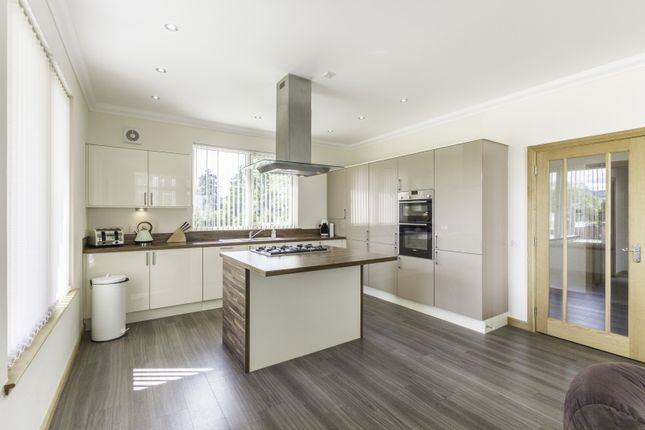 Thumbnail Detached house for sale in Steading Place, Meigle, Blairgowrie, Perthshire