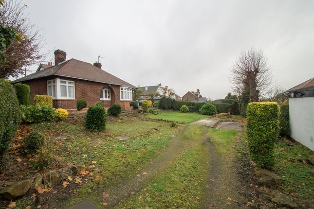 2 bed detached bungalow for sale in Sutherland Road, Nottingham
