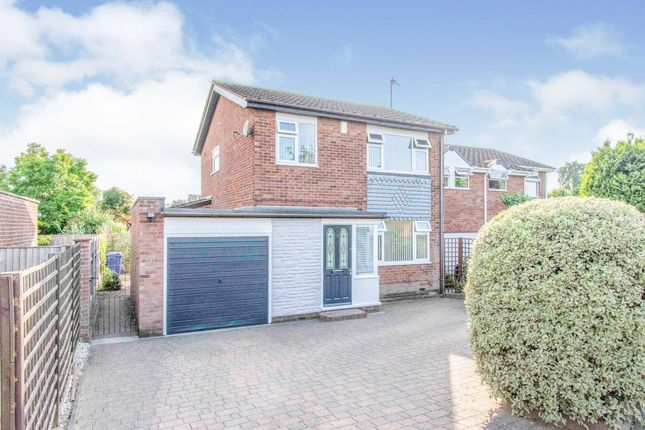 Thumbnail Detached house for sale in Scaftworth Close, Bessacarr, Doncaster