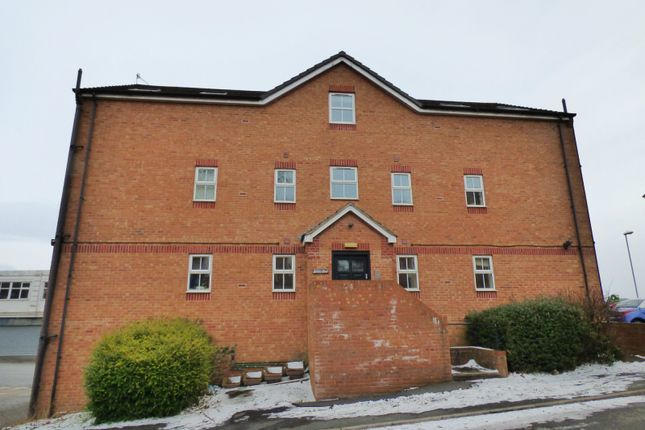 Thumbnail Property to rent in Hartshill House, St Andrews Square, Stoke On Trent