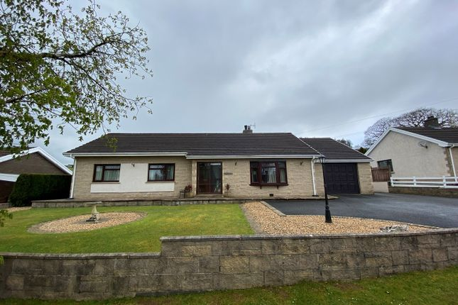 Thumbnail Detached bungalow for sale in Falcondale Drive, Lampeter