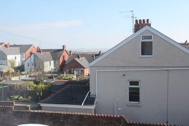 Views of Tynewydd Road, Barry CF62