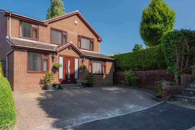 Thumbnail Detached house for sale in Whiting Grove, Bolton