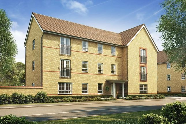"Thumbnail Flat for sale in ""Ambersham"" at Bruntcliffe Road, Morley, Leeds"