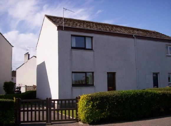 Thumbnail Semi-detached house to rent in Wardend Place, Elgin