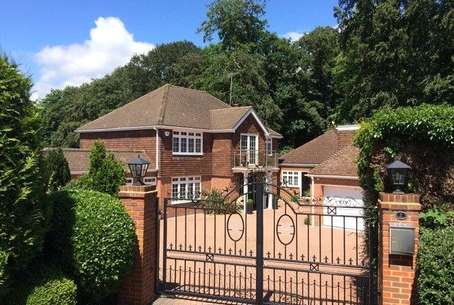 Thumbnail Detached house for sale in Wallingford Gardens, Daws Hill, Buckinghamshire