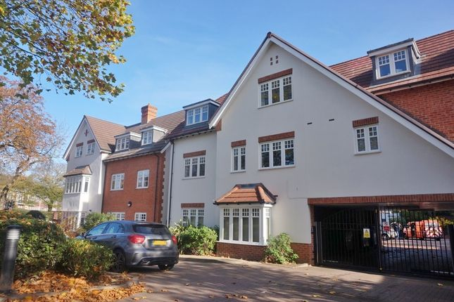 Thumbnail Flat for sale in Epsom House, Goldieslie Road, Sutton Coldfield