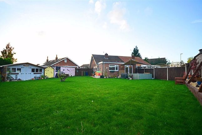 Thumbnail Bungalow for sale in Marleyfield Way, Churchdown, Gloucester