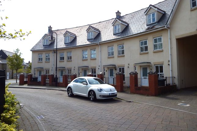 Thumbnail Town house to rent in Longridge Way, Weston Village Weston Super Mare