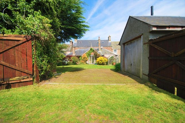 Thumbnail End terrace house for sale in Drummond Street, Crieff