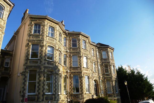 Thumbnail Flat to rent in Royal York Villas, Clifton, Bristol