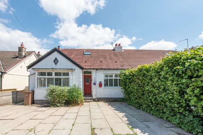 Thumbnail Semi-detached house for sale in Cross Lane, Bebington, Wirral
