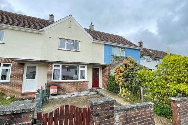 2 bed terraced house for sale in Tamar Avenue, Tavistock PL19