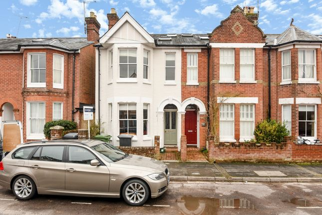 Thumbnail Terraced house to rent in Egbert Road, Winchester