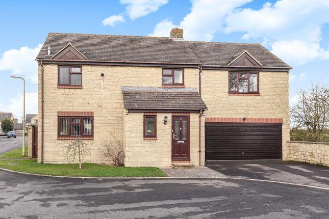 4 bed detached house for sale in Chestnut Close, Brize Norton, Carterton