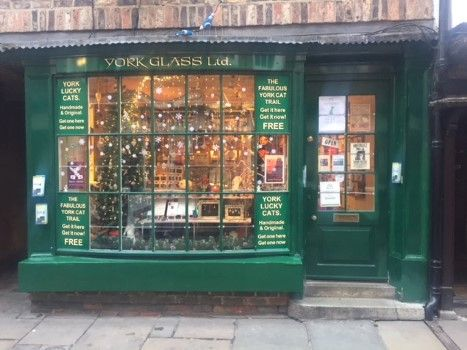 Thumbnail Commercial property for sale in Shambles, York
