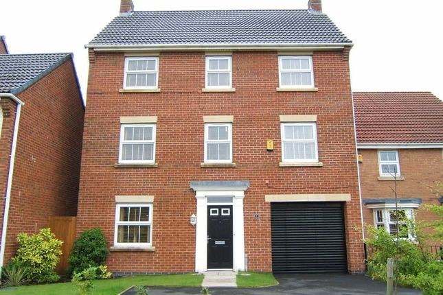 Thumbnail Detached house for sale in Hoveton Gardens, Thatto Heath, St. Helens