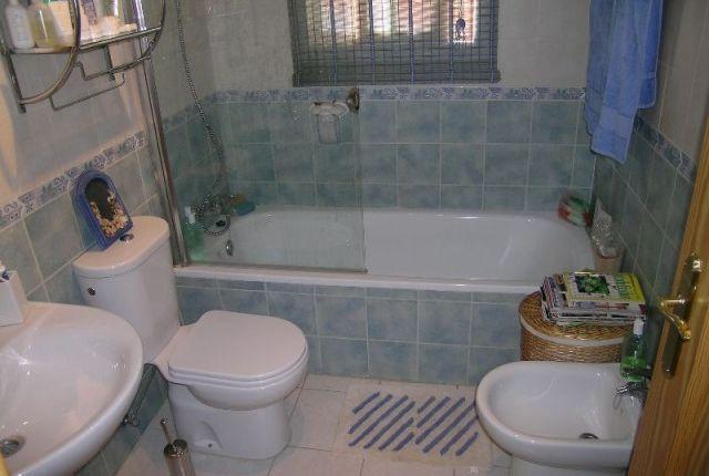 Bathroom of Spain, Málaga, Mijas, El Faro