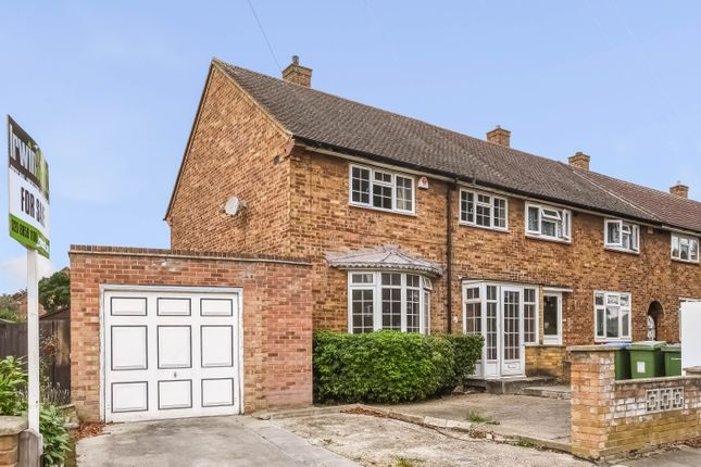 Thumbnail End terrace house for sale in Perpins Road, Eltham, London