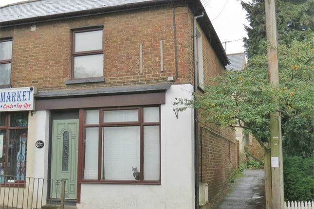 Thumbnail Semi-detached house for sale in Sparrows Herne, Bushey, Hertfordshire