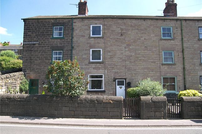 Thumbnail Terraced house for sale in Dukes Buildings, Milford, Belper