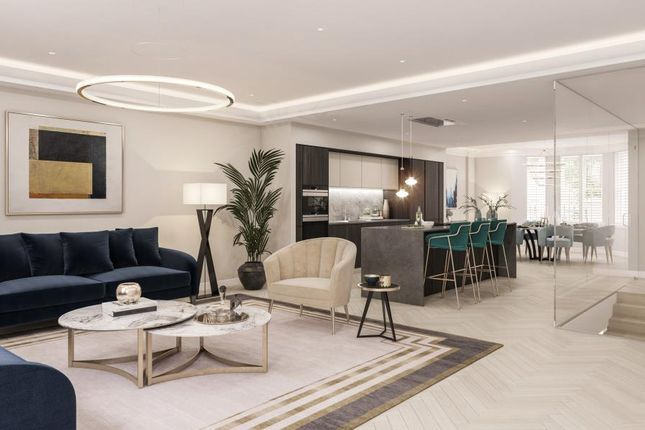 Thumbnail Flat for sale in Apartment One, 49 Bassett Road, London, Notting Hill