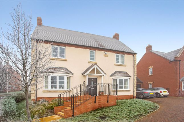 Thumbnail Detached house for sale in Saturn Way, Stratford-Upon-Avon