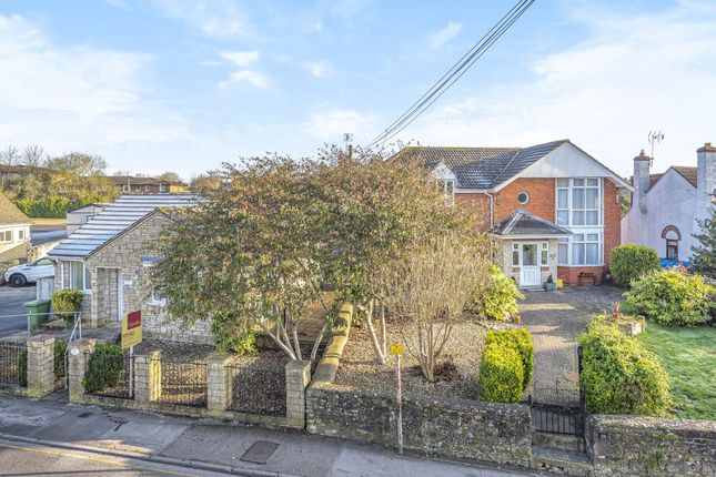Thumbnail Detached house for sale in Swindon, Wiltshire