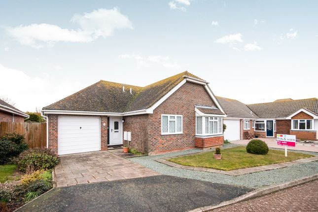 Thumbnail Detached bungalow for sale in Spurway Park, Polegate