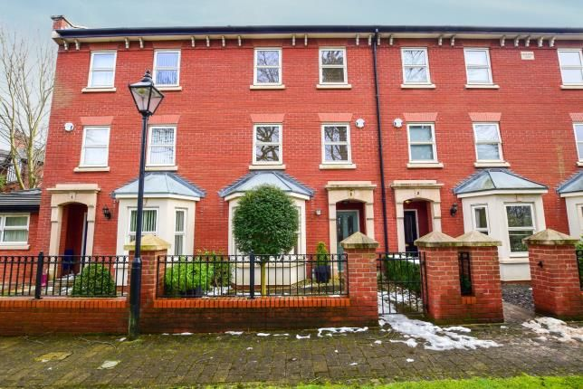Thumbnail Terraced house for sale in The Gerrards, Gee Cross, Hyde, Greater Manchester