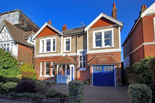 Thumbnail Detached house for sale in Court Road, Tunbridge Wells