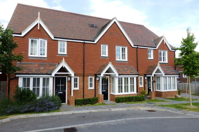 Thumbnail Terraced house for sale in Ryeland Road, Burgess Hill