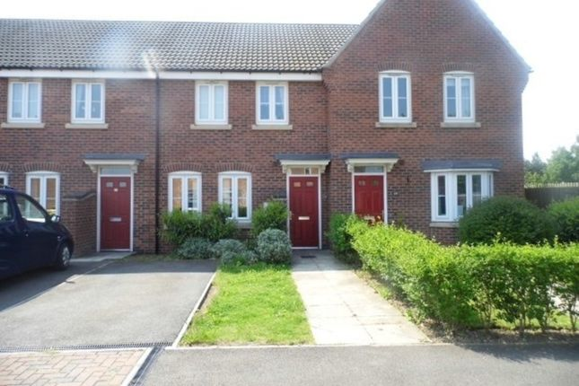 Thumbnail Town house to rent in Ormonde Close, Grantham