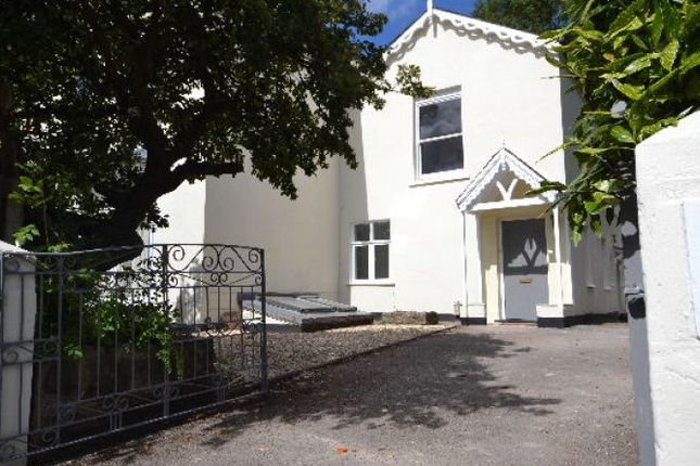 Thumbnail Property to rent in Lower Ground Floor, 5 Clifton Hill, Newtown, Exeter