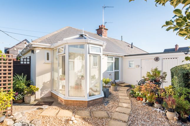 Thumbnail Semi-detached bungalow for sale in East View Road, Ringwood