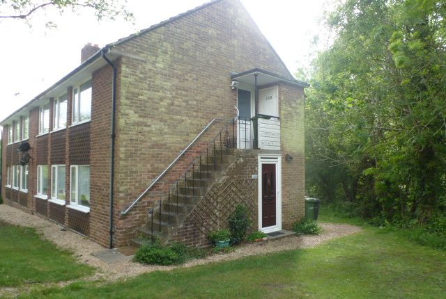 Thumbnail Flat to rent in Hiltingbury Road, Chandler's Ford, Eastleigh